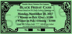 Black Friday Cash – Library VFC